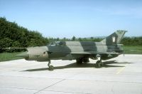 Photo: Croatian Air Force, MiG MiG-21, 105