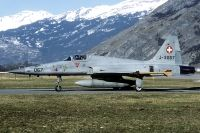 Photo: Swiss Air Force, Northrop F-5 Freendom Fighter/Tiger II, J-3067
