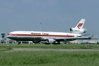 Photo: Martinair Cargo, McDonnell Douglas MD-11, PH-MCU