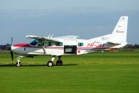 Photo: Paracentrum Texel, Cessna 208 Caravan, PH-JAS