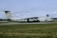 Photo: United States Air Force, Lockheed C-141 Starlifter, 66-0151