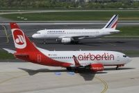 Photo: Air Berlin, Boeing 737-700, D-AHXE