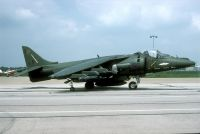 Photo: Royal Air Force, Hawker Siddeley Harrier, ZD462