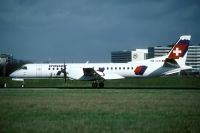 Photo: Crossair, Saab 2000, HB-IZS