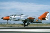 Photo: Spanish Air Force, CASA C-101, E.25-48