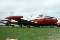 Photo: Royal Air Force, Hunting Percival Jet Provost, XP584
