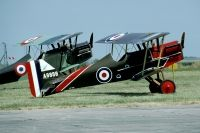 Photo: Royal Air Force, Royal Aircraft Factory SE-5A, F-AZCY