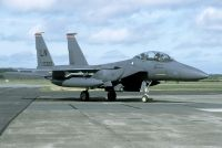 Photo: United States Air Force, McDonnell Douglas F-15 Eagle, 91-0320