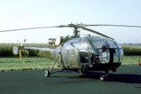 Photo: Royal Netherlands Air Force, Aerospatiale Alouette III, A-495