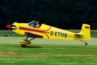 Photo: Privately owned, Druine DR.31 Turbulent, D-ETMB
