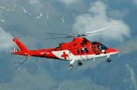 Photo: Rega - Swiss Air Ambulance, Agusta A-109 Hirundo/Power, HB-XWH