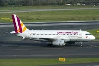 Photo: Germanwings, Airbus A319, D-AGWE