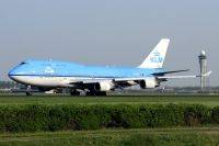 Photo: KLM - Royal Dutch Airlines, Boeing 747-400, PH-BFW
