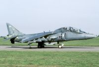Photo: Royal Air Force, Hawker Siddeley Harrier, ZH661