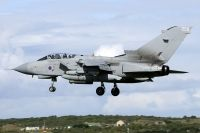 Photo: Royal Air Force, Panavia Tornado, ZA592