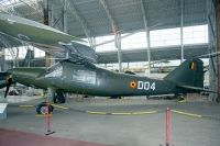 Photo: Belgium - Army, Dornier Do-27, D04