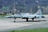 Photo: Swiss Air Force, Northrop F-5 Freendom Fighter/Tiger II, J-3024