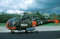 Photo: Royal Netherlands Air Force, Sud Aviation SA-316 Alouette III, H-81