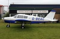 Photo: Private, Piper PA-28 Cherokee, G-BEAC