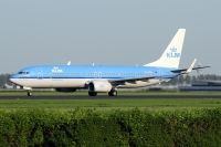 Photo: KLM - Royal Dutch Airlines, Boeing 737-800, PH-BXB