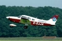 Photo: Cabair, Piper PA-28 Archer, G-DJJA