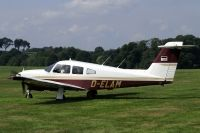 Photo: Private, Piper PA-28 Warrior, D-ELAM