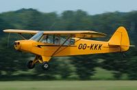 Photo: Privately owned, Piper PA-18 Super Cub, OO-KKK