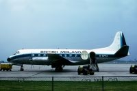 Photo: British Midland Airways, Vickers Viscount 700, G-APPX