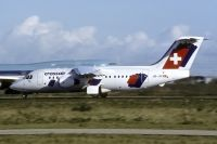 Photo: Crossair, Avro RJ-85 Avroliner, HB-IXK