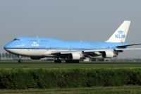 Photo: KLM - Royal Dutch Airlines, Boeing 747-400, PH-BFI