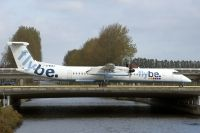 Photo: Flybe - British European, De Havilland Canada DHC-8 Dash8 Series 400, G-ECOJ