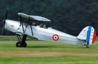 Photo: France - Air Force, Stampe Vertongen SV-4, OO-SPM