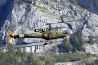 Photo: Swiss Air Force, Aerospatiale Alouette III, V-244