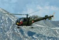 Photo: Swiss Air Force, Aerospatiale Alouette III, V-278