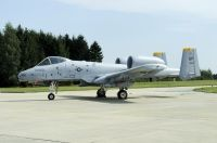 Photo: United States Air Force, Fairchild A-10A Thunderbolt, 81-0960