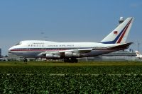 Photo: China Airlines, Boeing 747SP, B-1880