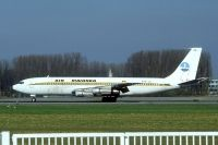 Photo: Air Rwanda, Boeing 707-300, 9XR-JA