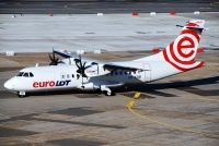 Photo: EuroLOT, ATR ATR 42, SP-EDB