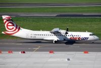 Photo: EuroLOT, ATR ATR 72, SP-LFD