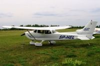 Photo: Untitled, Cessna 172, SP-HEL