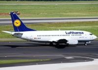 Photo: Lufthansa, Boeing 737-300, D-ABJE