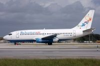 Photo: Bahamasair, Boeing 737-200, C6-BFW