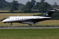 Photo: London Executive Aviation, Canadair Challenger, G-MRAP