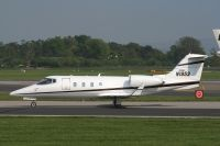 Photo: Untitled, Lear Learjet 55, N1852
