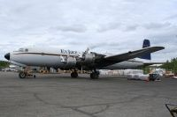 Photo: Everts Air Cargo, Douglas DC-6, N151