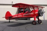 Photo: Untitled, Boeing PT-17 Stearman, N61445