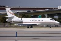 Photo: Untitled, Dassault Falcon 2000, VP-BGI