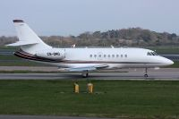 Photo: NetJets, Dassault Falcon 2000, CS-DNQ