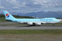 Photo: Korean Air Cargo, Boeing 747-400, HL7437