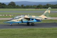 Photo: Nigerian Air Force, Dassault Alphajet, 475